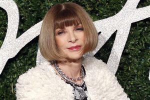 Anna Wintour collabore avec Nike