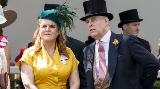 PHOTO. Le prince Andrew:  sa tendre attention pour l'anniversaire de son ex Sarah Ferguson