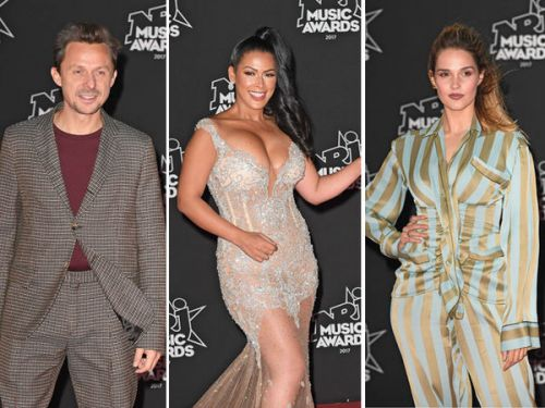 NRJ Music Awards 2017:  les pires tenues du tapis rouge