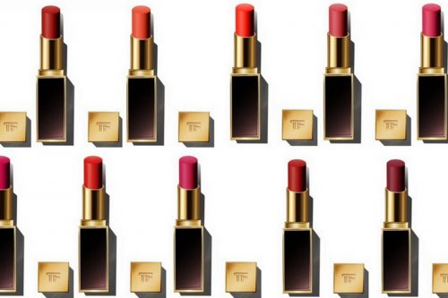 Beauty News:  Tom Ford Lip color Satin Matte Lipstick