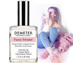Demeter Fuzzy Sweater ~ new fragrance