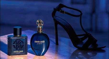Roberto Cavalli La Notte ~ new fragrances