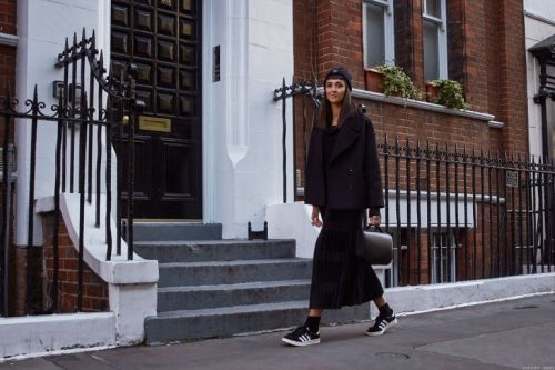 A Street Style With Abigail Bergstrom