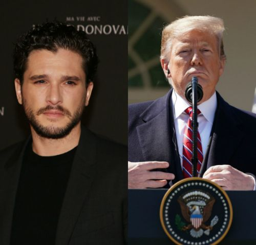 Quand Kit Harington compare Donald Trump à l'un des méchants les plus cruels de Game of Thrones