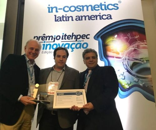 Hallstar récompensé à in-cosmetics Latin America pour un actif anti-pollution urbaine