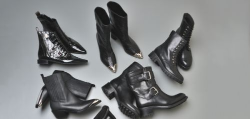 L'envie mode du moment : des bottines rock
