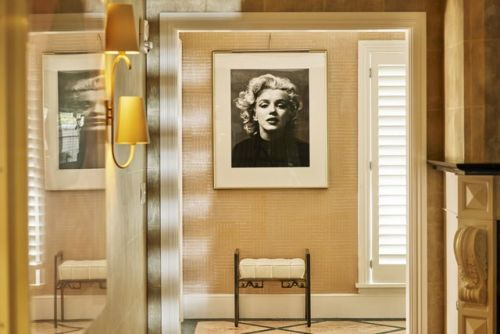 Un bungalow hollywoodien inspiré de la star Marylin Monroe