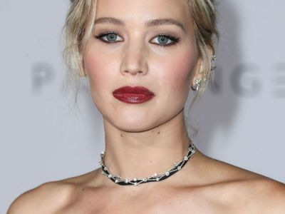 Ouf ! Jennifer Lawrence a échappé de peu à un crash d'avion
