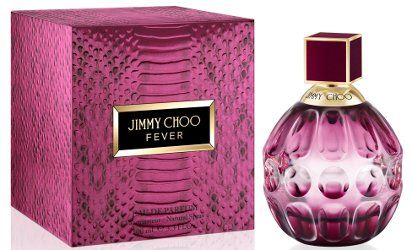 Jimmy Choo Fever ~ new perfume
