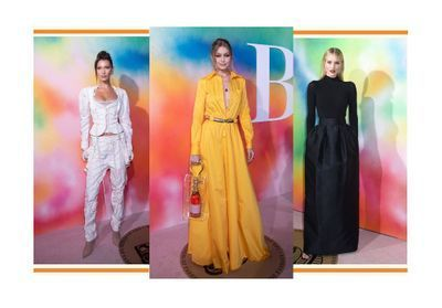 Bella et Gigi Hadid, Lily Aldridge, Karolina Kurkova:  les plus beaux looks de la soirée Business of Fashion
