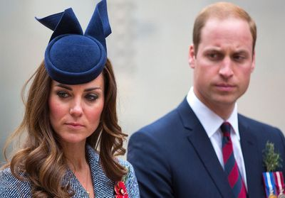 Kate Middleton et le prince William:  sortie publique en plein scandale de tromperie