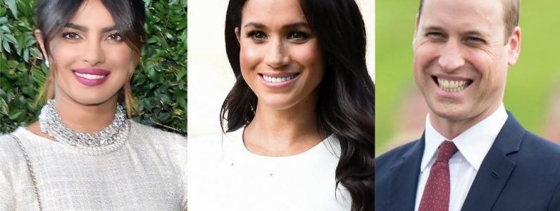 Prince William, Meghan Markle, Priyanka Chopra:  Es-tu un(e) people addict ?