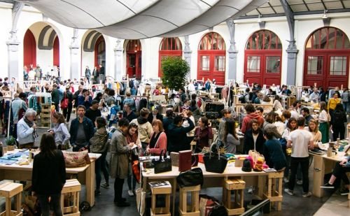 Fashion Green Days:  Roubaix nouvelle place forte de la mode circulaire