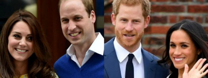 Kate Middleton et Prince William, Meghan Markle et Prince Harry:  Quel couple possède la plus grande fortune ?