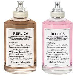 Maison Margiela Coffee Break & Springtime in a Park ~ new fragrances