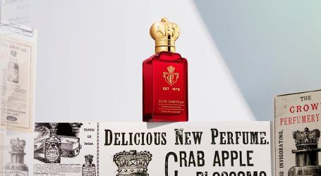Clive Christian Crab Apple Blossom ~ new fragrance