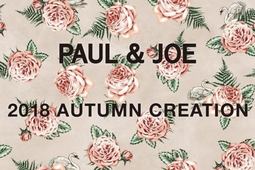 Beauty News:  Paul Joe Automne 2018
