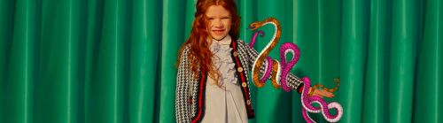 Net-A-Porter accueille Gucci Kids