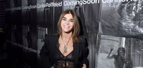 Carine Roitfeld lance sa collection de parfum
