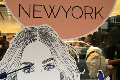 MakeUp in New York 2018 en images