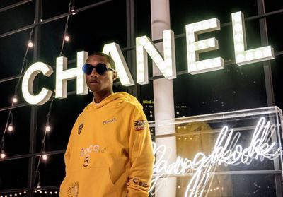 L'instant mode:  Pharrell Williams signe une collection capsule pour Chanel