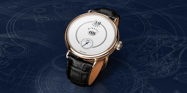 WATCH THIS:  IWC hommage à la Pallweber «150 ans»