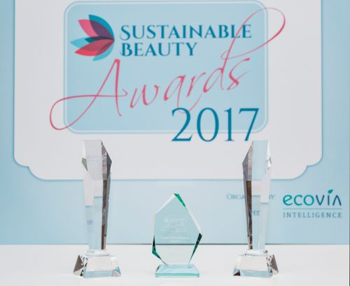 Sustainable Beauty Awards 2017:  les lauréats