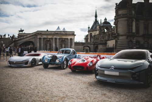 Chantilly Arts & Elegance Richard Mille : 850 bolides au rendez-vous
