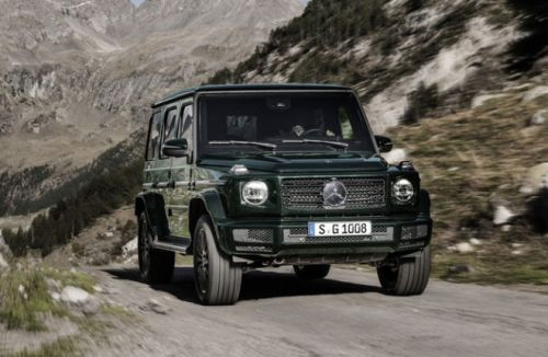 Mercedes Classe G 2019:  entre tradition et modernisme