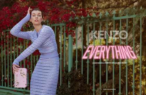 """With Humberto Leon's directorial debut, Kenzo presents """"The Everything"""""""