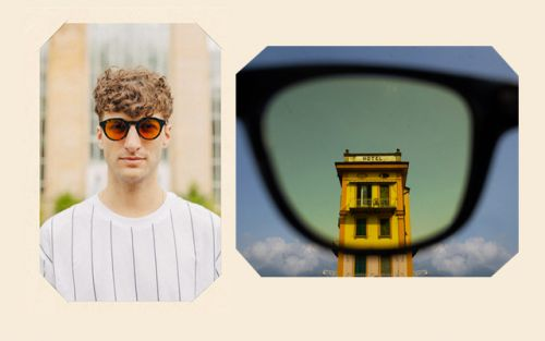 Sunglasses to See Life as a Wes Anderson Movie