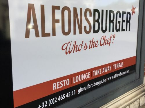 Alfons Burger, un second établissement à Grand-Bigard!