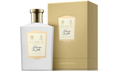 Floris Tuberose In Silk ~ new fragrance