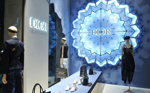 Salone del Mobile:  un pop-up store pour Dior