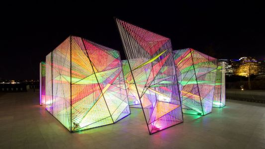 Color Light Prism Installations in Washington, DC
