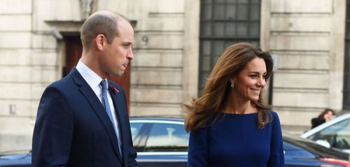 PHOTOS. Kate Middleton:  son apparition de dernière minute lors d'un engagement officiel du prince William