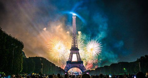 Lazy weekend poll ~ 4 questions for Bastille Day 2018