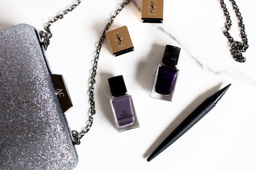 YSL Fall 2018:  Violet Underground, Mauve Alternatif