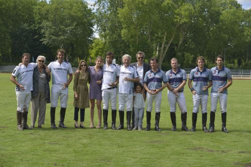 POLO:  Une journée de qualifications riche en suspens dans le 124e Open de Paris Engel & Völkers!