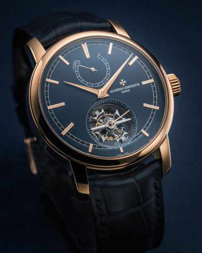Les Traditionnelle Blue Edition de Vacheron Constantin