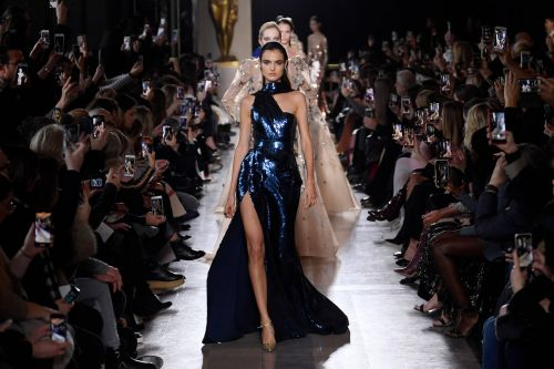 Fashion week à Paris : la haute couture bat son plein !