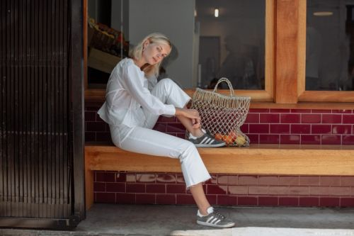 A Street Style with Kate Parfet