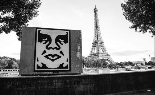 Street-Art: Obey ouvre son premier magasin à Paris