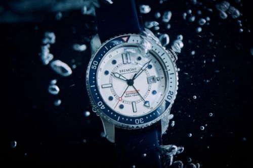 Bremont lance sa Supermarine Waterman