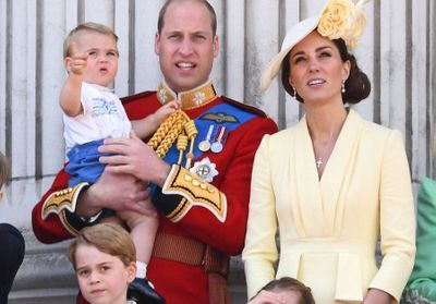 Kate Middleton et le prince William:  leur grande inquiétude pour George, Charlotte et Louis