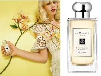 Jo Malone Honeysuckle & Davana ~ new fragrance