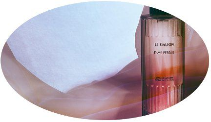Le Galion L'Ame Perdue ~ fragrance review with an aside on perfume in Paris
