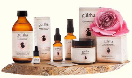 Gulsha Skincare & Aroma M Camellia Prickly Pear Face Oil ~ scented body product reviews