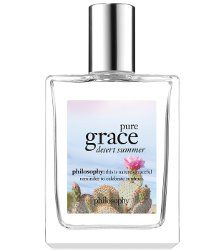 Philosophy Pure Grace Desert Summer ~ new fragrance