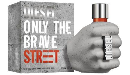 Diesel Only The Brave Street ~ new fragrance